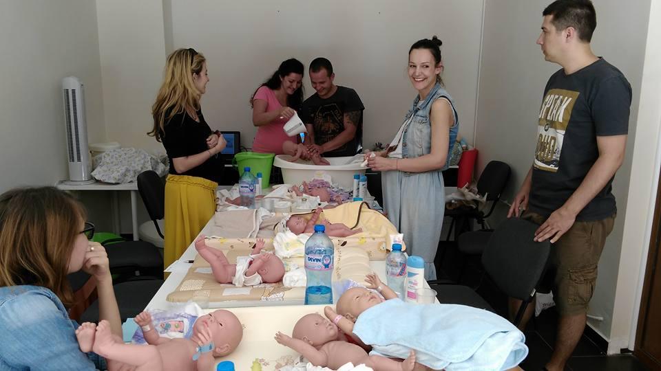курсове за бременни