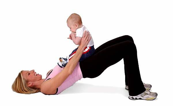 Отслабване след раждане