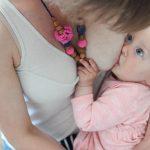 Гердан за кърмене и бебеносене