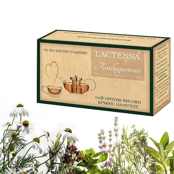 Чай против високо кръвно